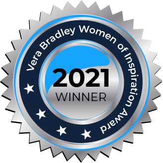 Vera Bradley Women of Inspiration Award, 2021 Winner